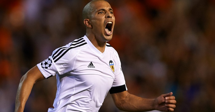 Sofiane Feghouli: Sined for West Ham