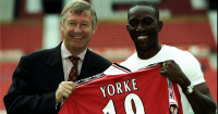 Dwight Yorke: Former striker signed by Ferguson in 1998