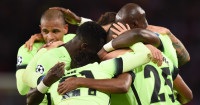 Man City: In strong position going into second leg