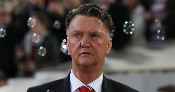 Louis van Gaal: Has never worked in Serie A