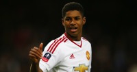 Marcus Rashford: Opened the scoring at Upton Park