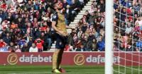 Olivier Giroud: Drew a blank on Wearside