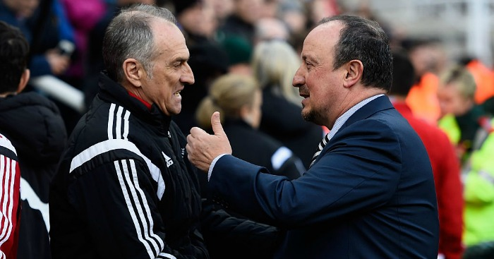 Francesco Guidolin: Believes Newcastle deserved win