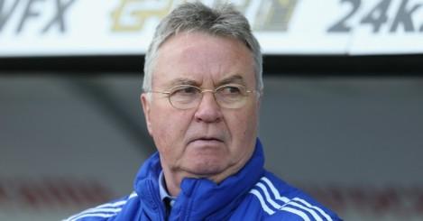 Guus Hiddink: Manager felt Chelsea lacked cutting edge