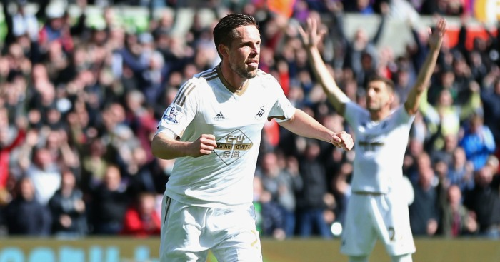 Gylfi Sigurdsson: Swansea City star linked with Leicester City