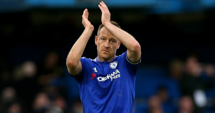 John Terry: New contract signed