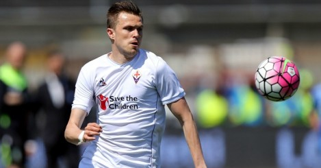 Josip Ilicic: Linked with trio of Premier League clubs