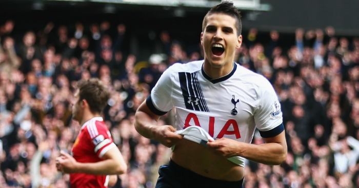 Eric Lamela: Best is yet to come