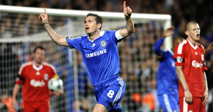 Frank Lampard: Back to England?