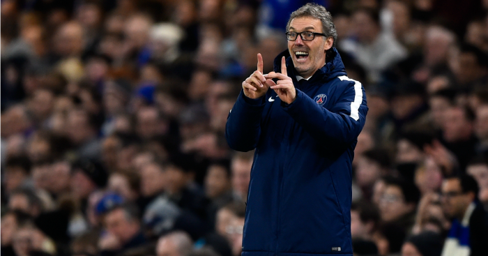 Laurent Blanc: Left PSG
