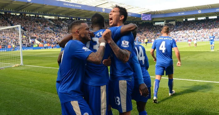 Leicester City: Backed to beat Swansea in this week's predictions