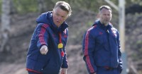 Louis van Gaal: Manager's methods criticised by Nani