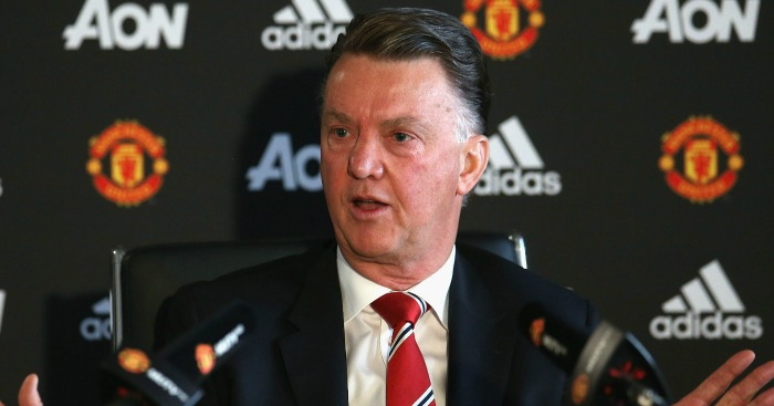 Louis van Gaal: Sacked with a year left on his contract