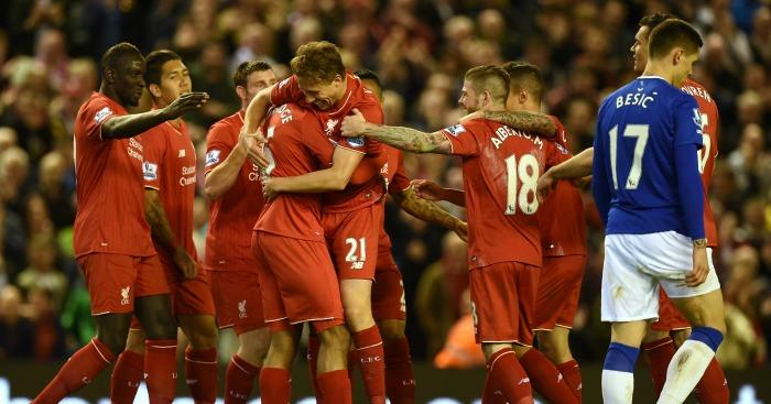 Liverpool: Joint biggest Power Rankings winners from midweek