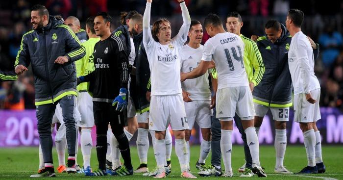 Luka Modric: Earns place in Combined XI midfield