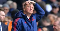 Louis van Gaal: Shown the door by Manchester United