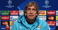 Manuel Pellegrini: Could field a weakened side at Southampton