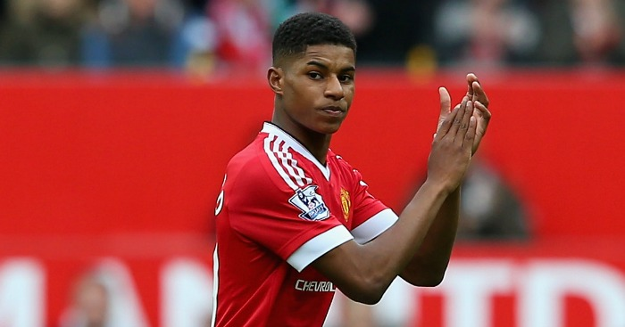Marcus Rashford: Heading for England experience