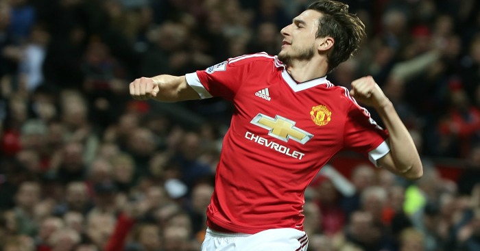 Matteo Darmian: Defender has lost his place this term