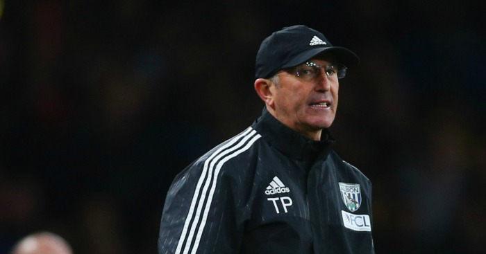 Tony Pulis: Baggies had an off day at the Emirates