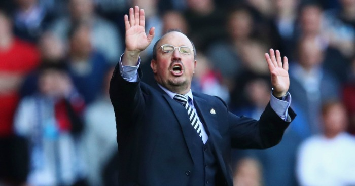 Rafael Benitez: Linked with Everton
