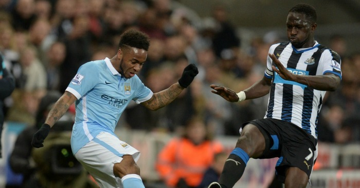 Raheem Sterling: Made his return at Newcastle