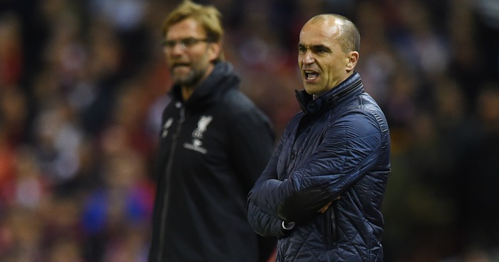 Roberto Martinez: Manager's Everton future in doubt