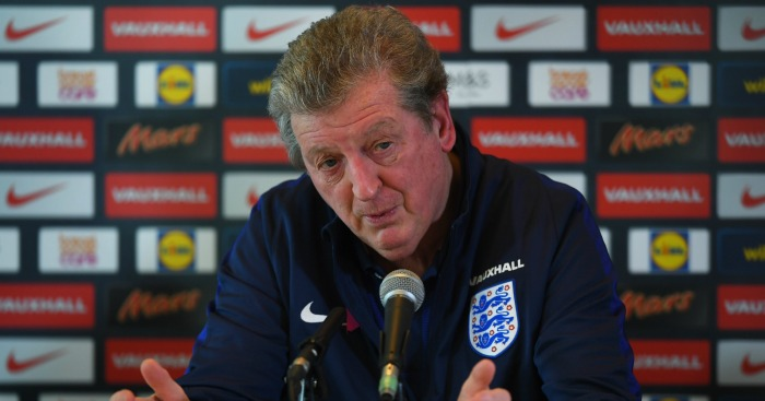 Roy Hodgson: Questioned by fans