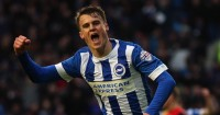 Solly March: Brighton midfielder linked with Southampton