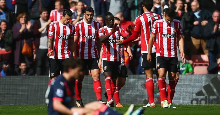 Southampton: New shirt deal