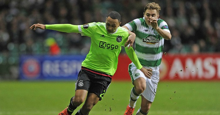Kenny Tete: Reportedly wanted by Manchester United