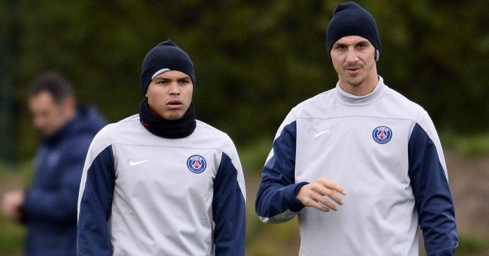 Thiago Silva: Has advice for Zlatan Ibrahimovic