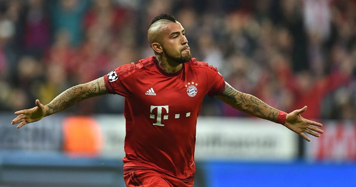 Arturo Vidal: Bayern Munich midfielder linked with Chelsea