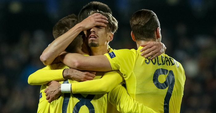 Villarreal: Face Liverpool in Europa League semi-finals