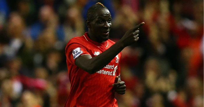 Mamadou Sakho: Scored in the second half