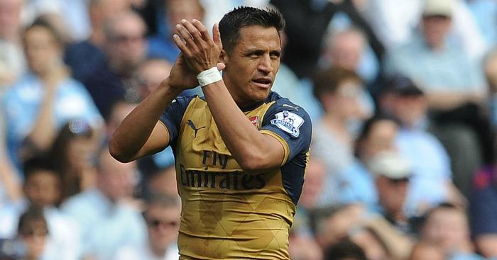 Alexis Sanchez: Staying at Arsenal