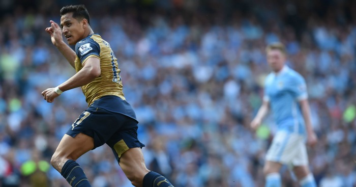 Alexis Sanchez: Striker's Arsenal future in doubt
