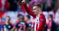 Antoine Griezmann: Joins the Pokemon Go craze