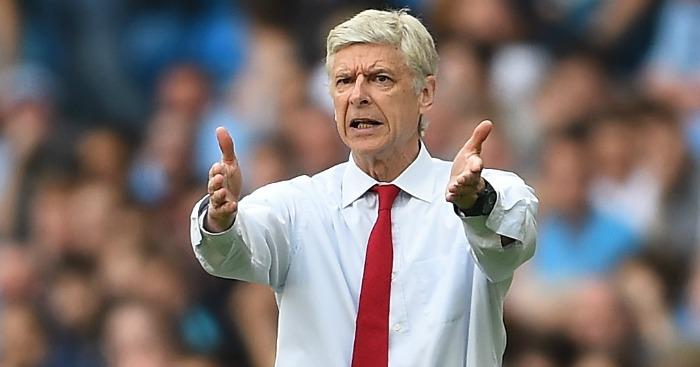 Arsene Wenger: Saw Arsenal concede four goals on Sunday