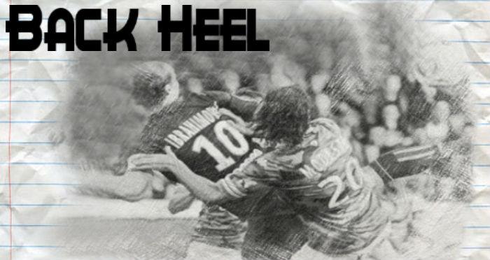 Zlatan Backheel