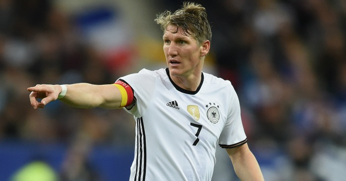 Bastian Schweinsteiger: Left frustrated by Germany's semi-final exit