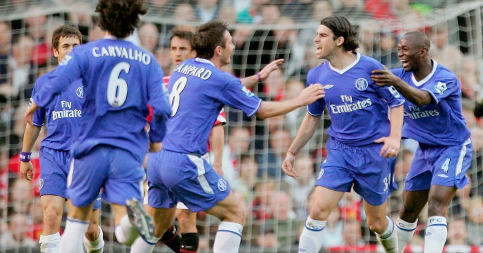 Chelsea FC: Worthy champions add crown with win at Old Trafford
