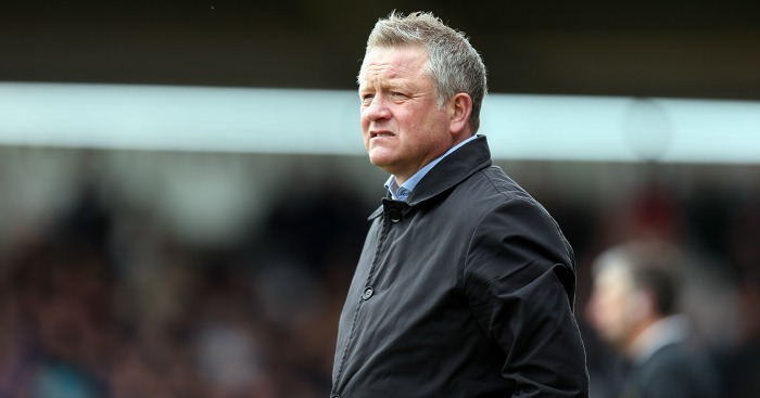 Chris Wilder: New Sheffield United manager