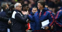 Louis van Gaal: Defended Marouane Fellaini over Robert Huth clash