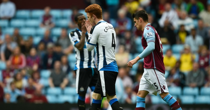 Jack Colback: Down after 0-0 draw