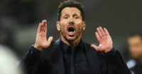 Diego Simeone: Reduced his contract
