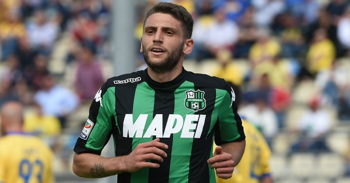 Domenico Berardi: Wanted by Liverpool