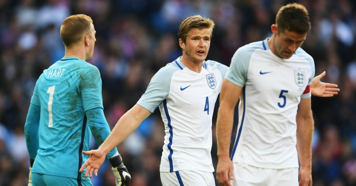 Eric Dier: Says England need to be more streetwise