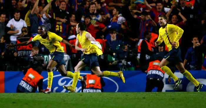 FC Barcelona: Sheer joy at reaching the final in Roma