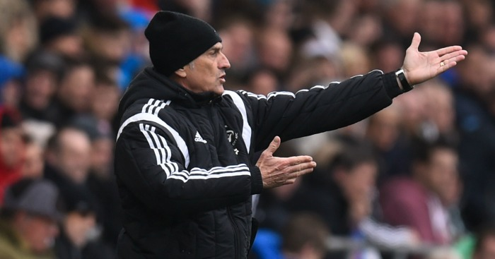 Francesco Guidolin: Believes he's done 'very well' at Swansea City
